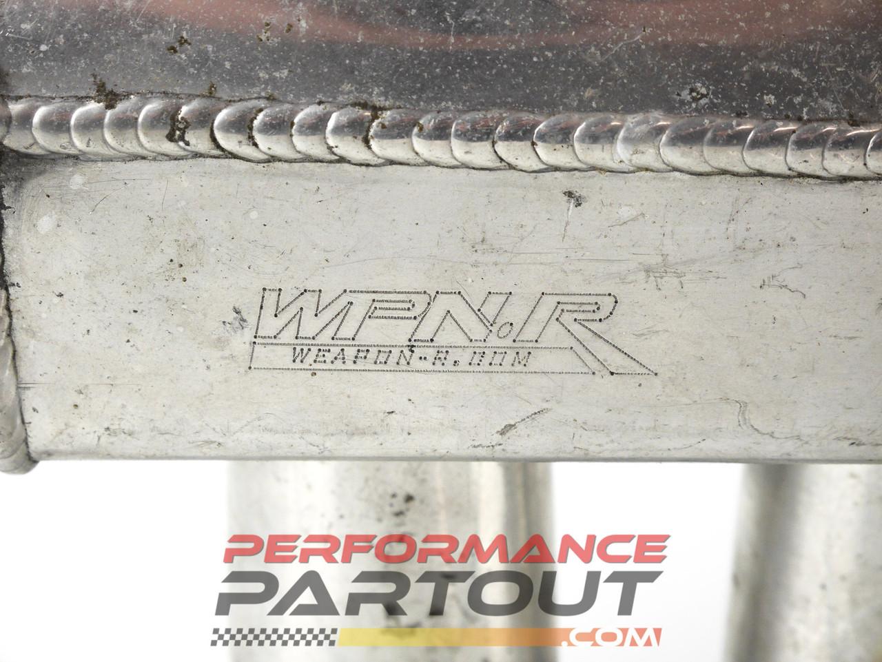 WeaponR sheetmetal Intake manifold for 1G DSM