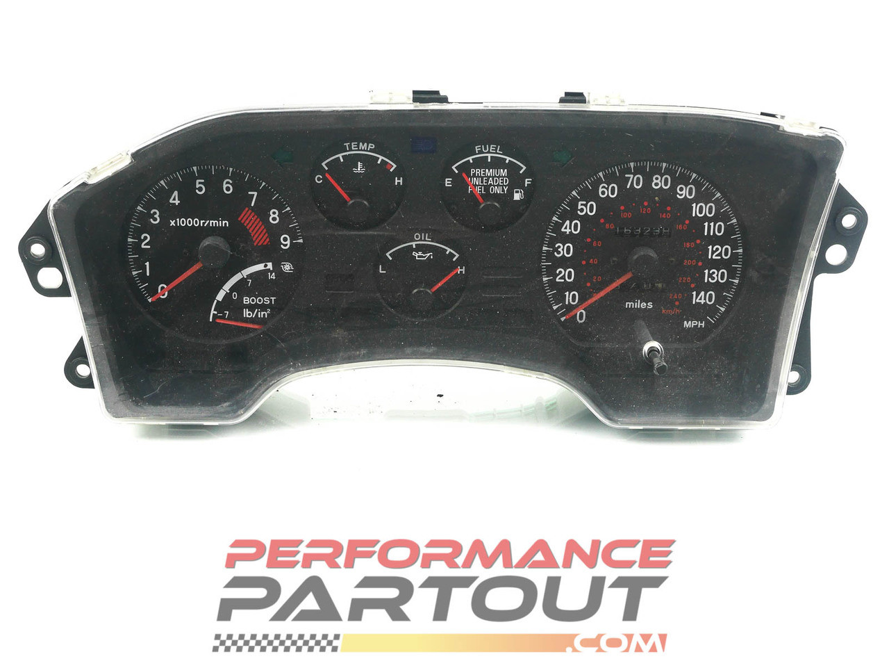 Gauge cluster 1G turbo manual 92 MB917767