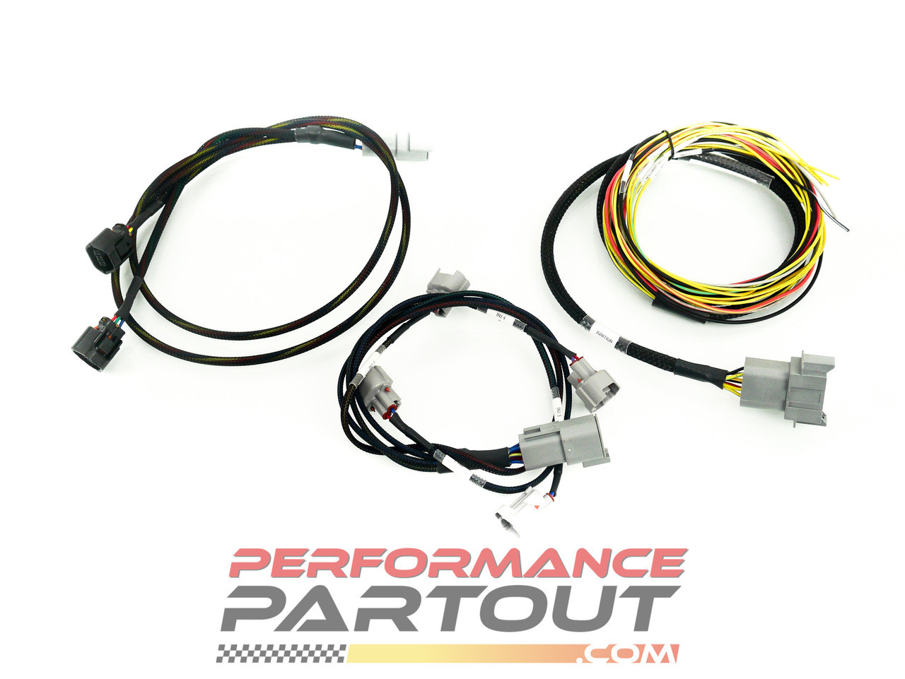 ECU Harness - DSM Terminated