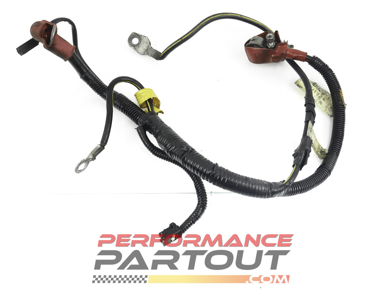Starter motor wiring harness 2G DSM on