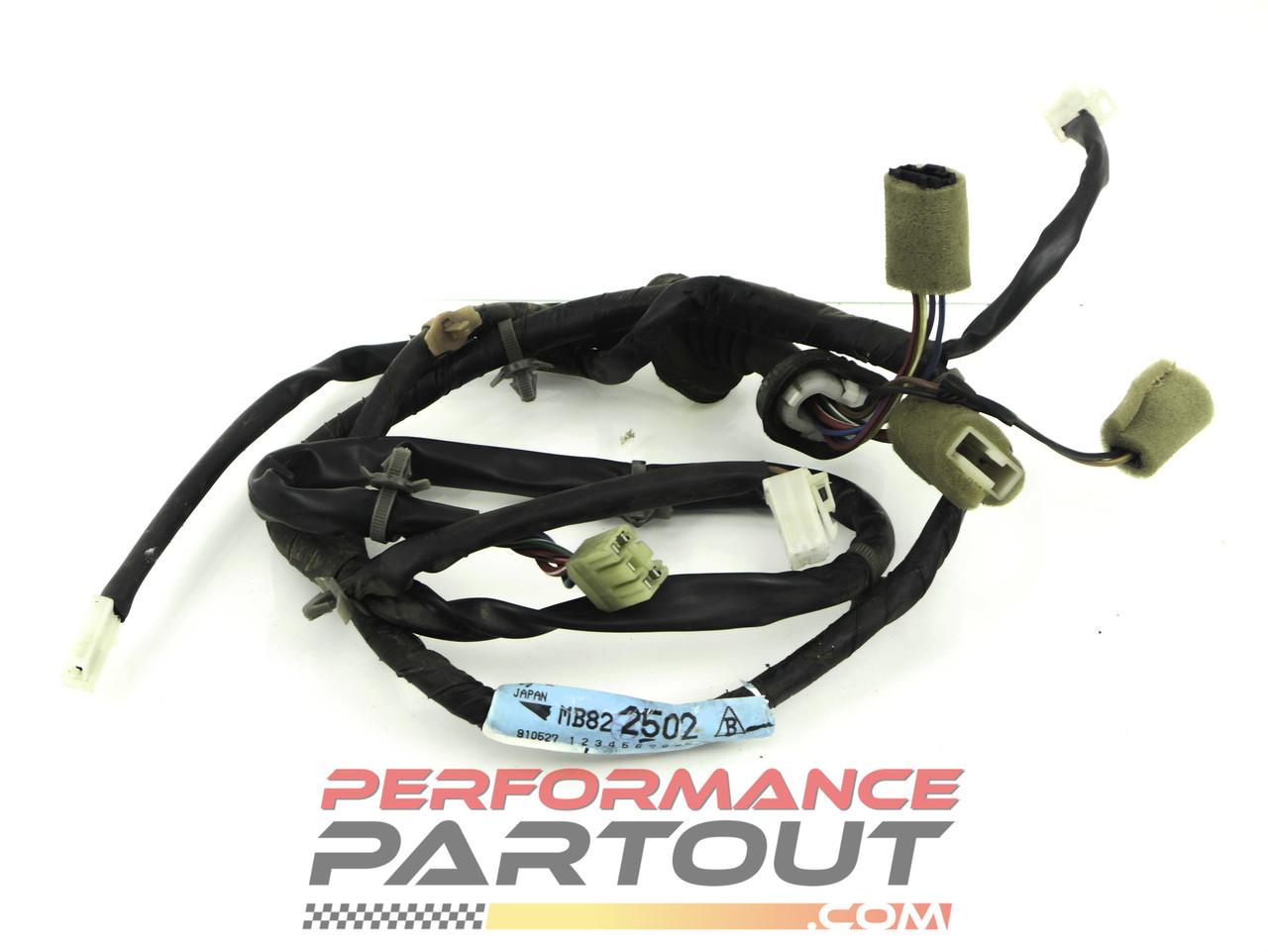 Door wiring harness Galant VR4 Pass Rear