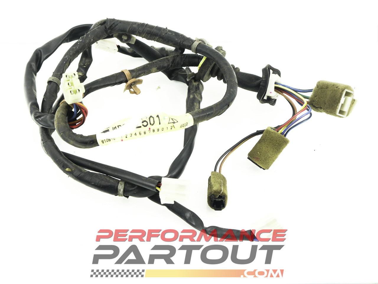 Door wiring harness Galant VR4 Driver Rear