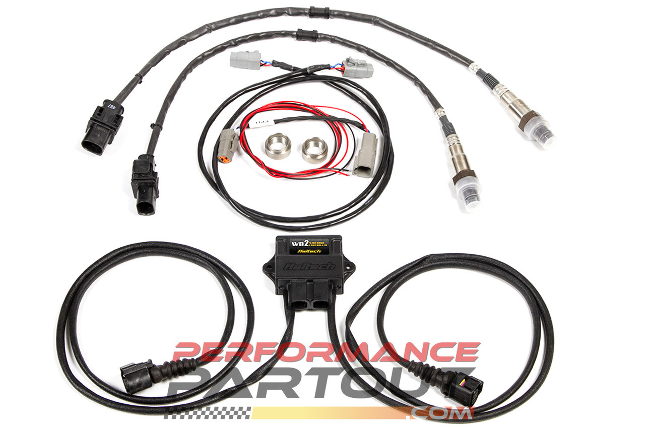 WB2 CAN BUS dual channel wideband controller kit