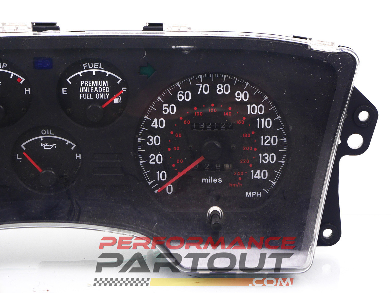 Gauge cluster 1G turbo manual 93 MB939197