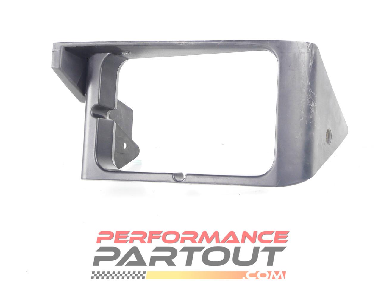 Headlight Pop Up  Trim Pass Right Side 1GA DSM 90-91