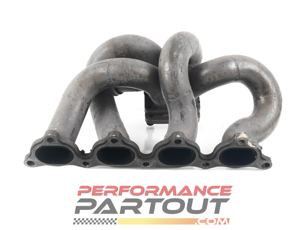 Punishment racing T3 T4 tube header