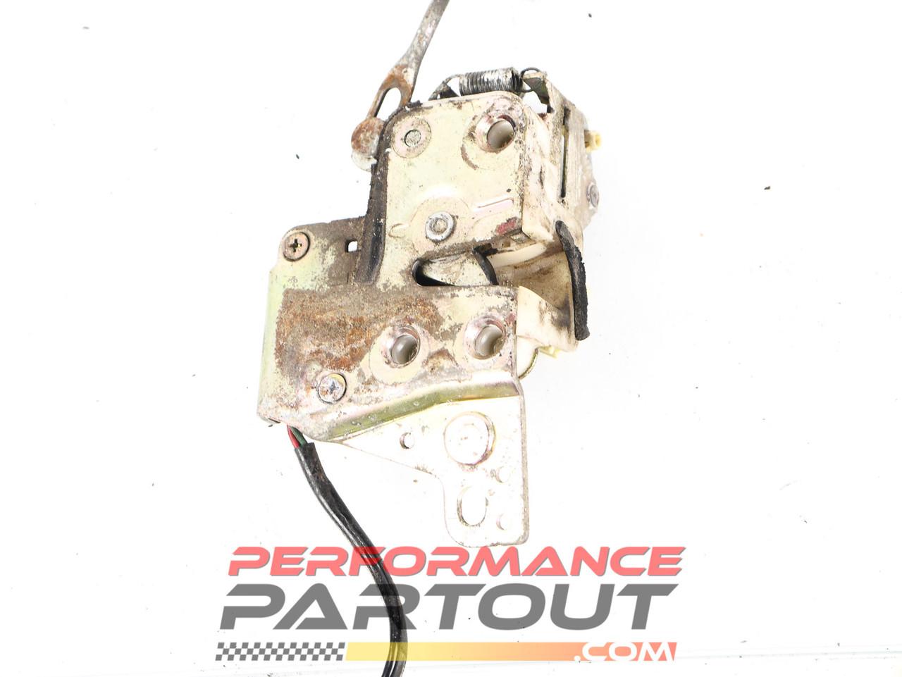 Door latch assembly 1G DSM Left