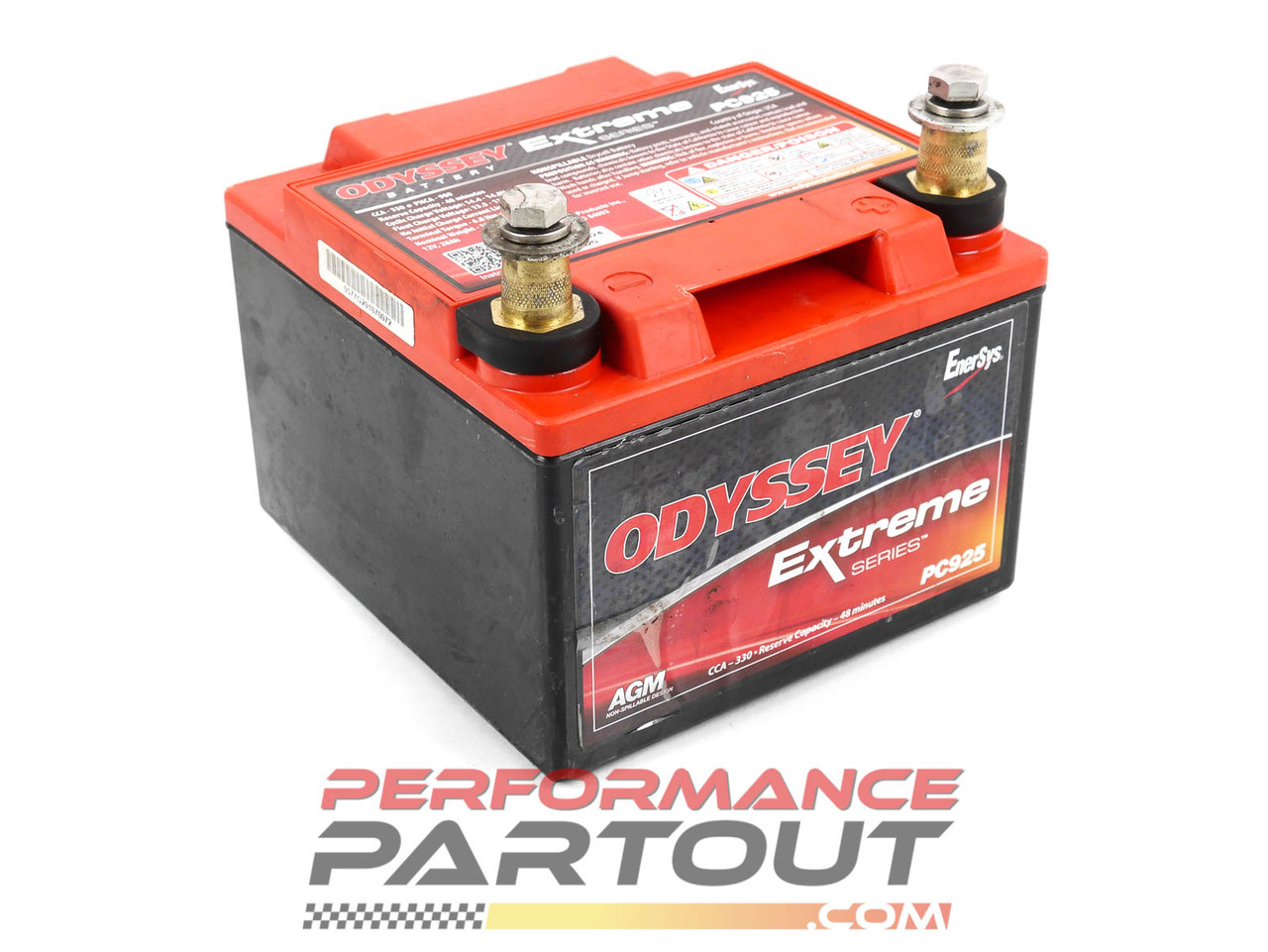 Odyssey Extreme925 AGM battery