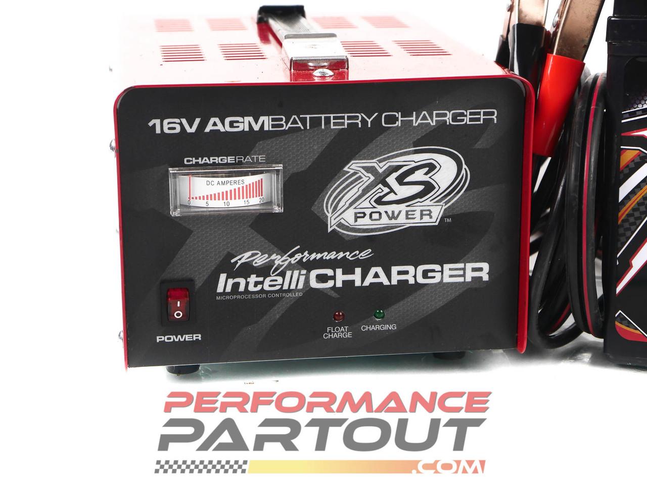 XS Power 16V battery & Charger PRTOUT
