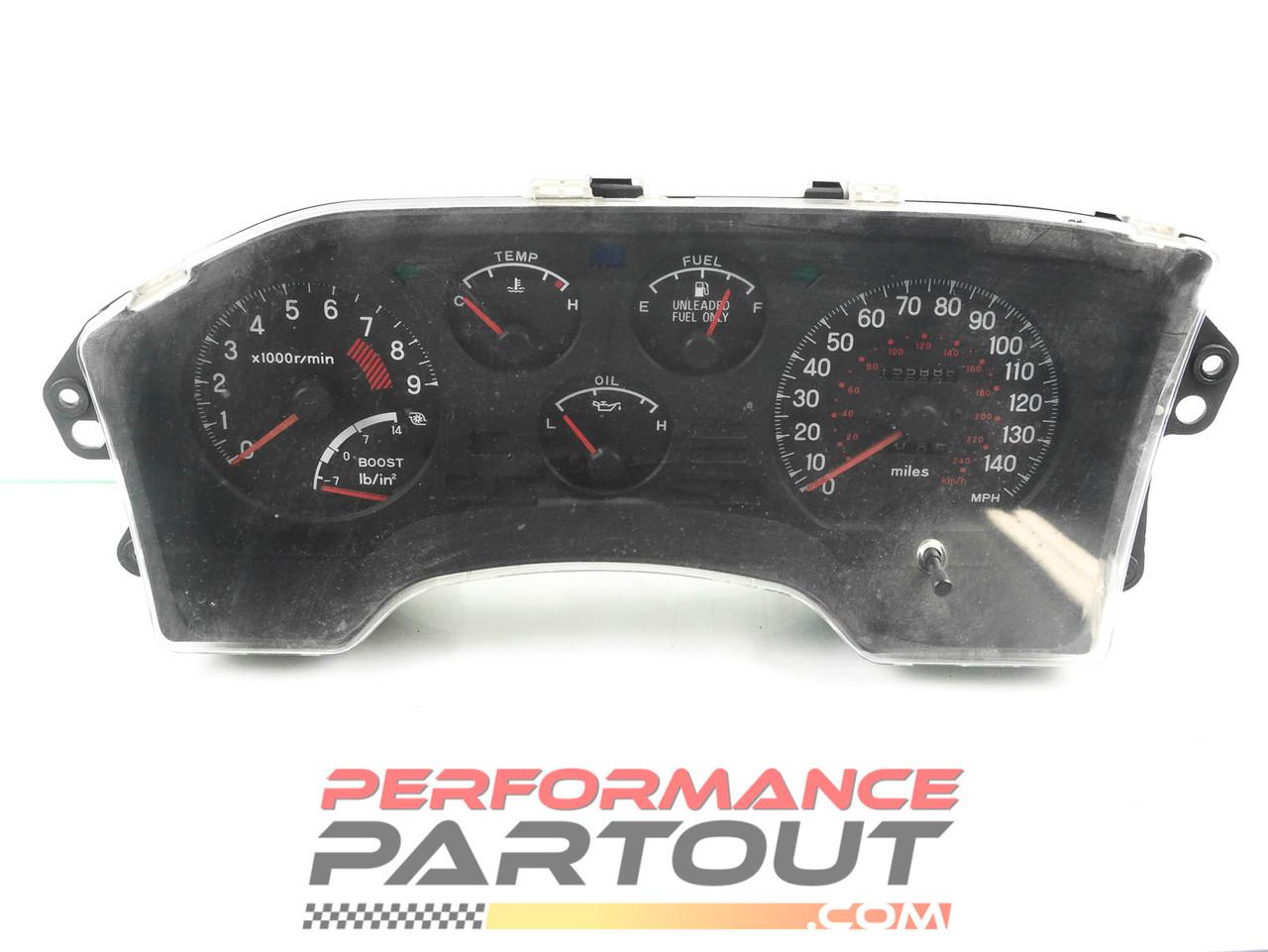 Gauge cluster 1G turbo manual 91-94 MB680684