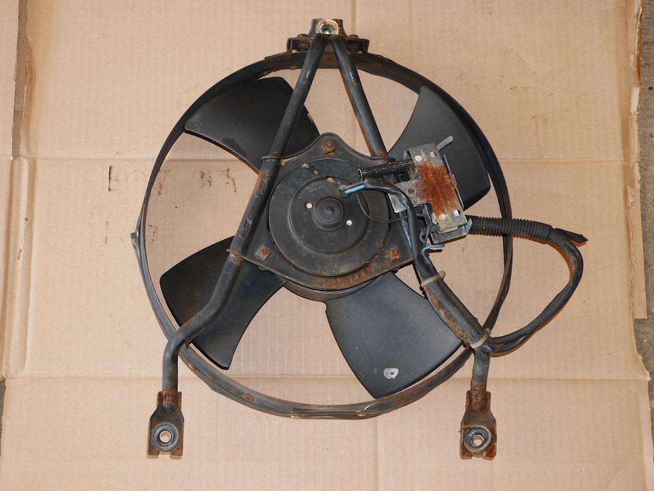 AC Fan for GVR4