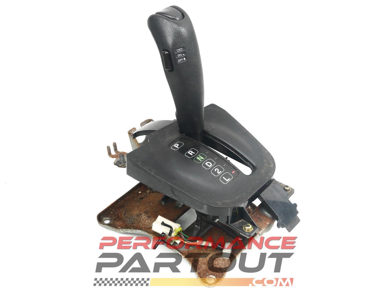 Shifter assembly 2G Auto DSM
