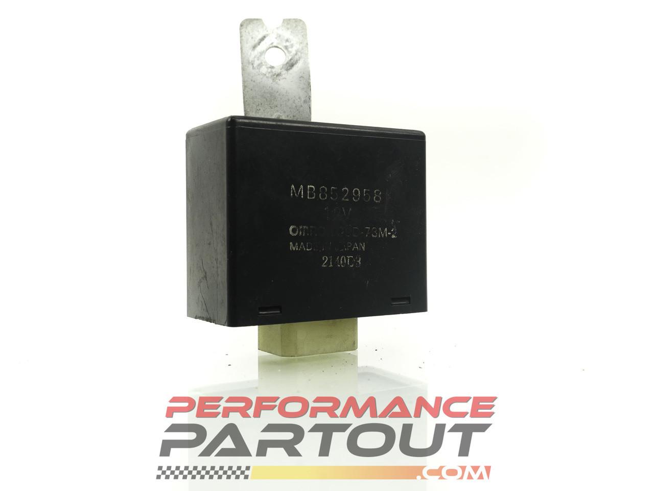 Pop up headlight relay for 90-91 1G DSM MB852958