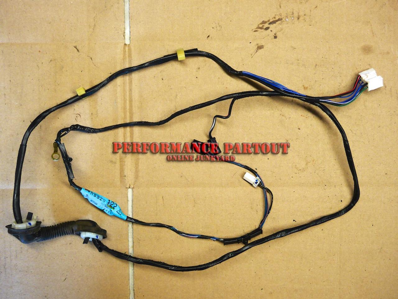 chrysler 08 tailgate wiring harness hatch wiring harness auto wiring diagrams  hatch wiring harness auto wiring diagrams