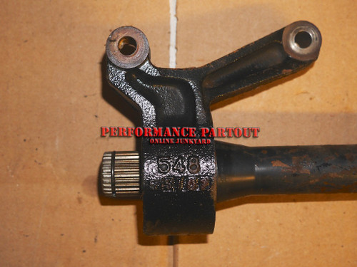 Jackshaft axle 2GB Manual 97-99