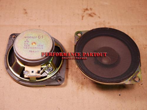 Dash speaker set GVR4