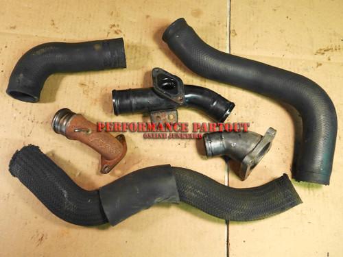 Intercooler pipe set 1G DSM