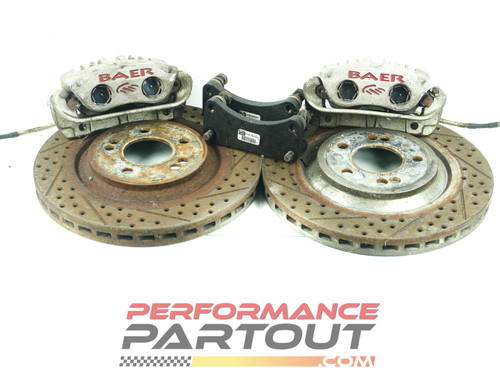 Baer track claw brake kit DSM 1G or 2G