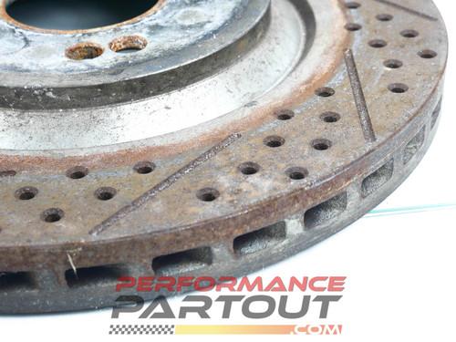 Baer track claw brake kit DSM