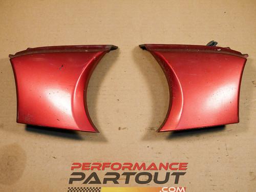 Grill end cap set WRX 02-03
