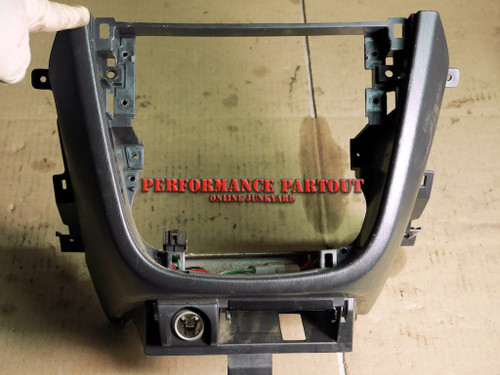 center console climate control dash section WRX 02-04