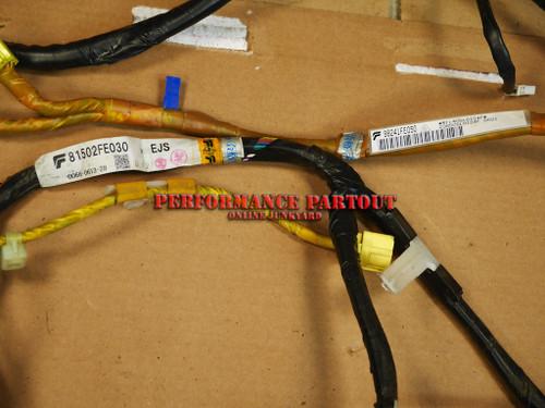 Airbag wiring harness WRX sedan 02