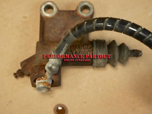 Clutch slave cyl assembly WRX 02-05