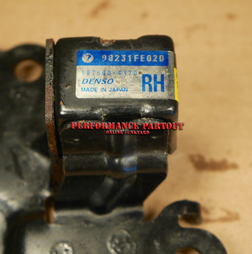Airbag impact sensor Front Right WRX 02-03