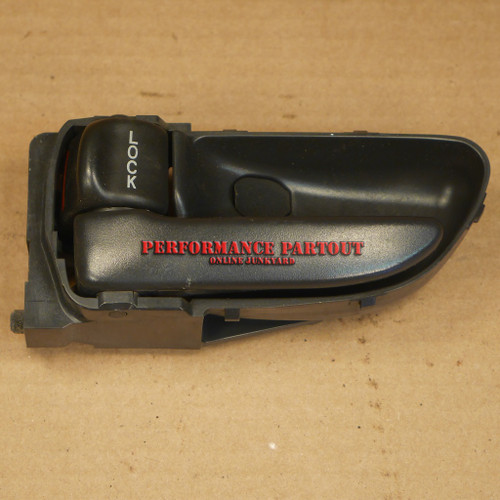 Interior door handle lever Left WRX 02-07