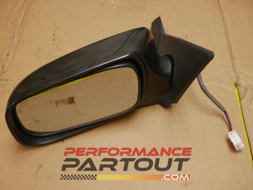 Side power mirror driver left WRX 02-05
