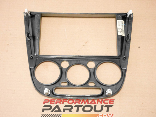 Radio HVAC bezel trim WRX 02-04