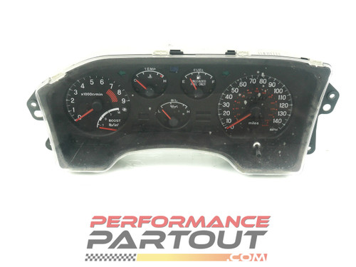Gauge cluster 1G turbo Automatic 91-94