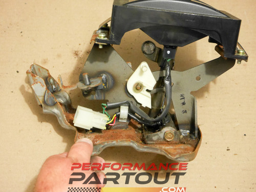 Shifter assembly for Automatic 91-94 DSM
