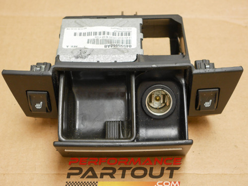 Ash tray lighter heated seat switch assembly Mopar 05-07
