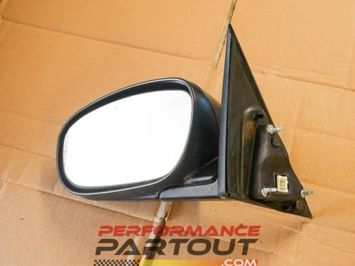 Mirror driver door left Magnum 300 05-07 Black