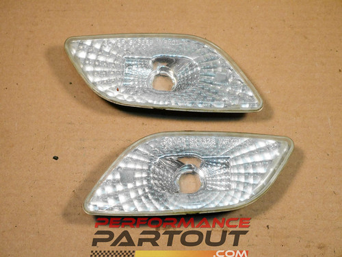 Front corner light clear WRX 02-03