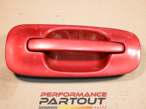 Door handle exterior Driver Rear WRX 02-07