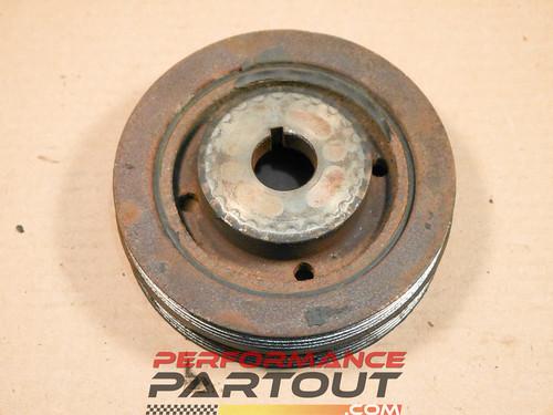 Crankshaft pulley for WRX 02-07