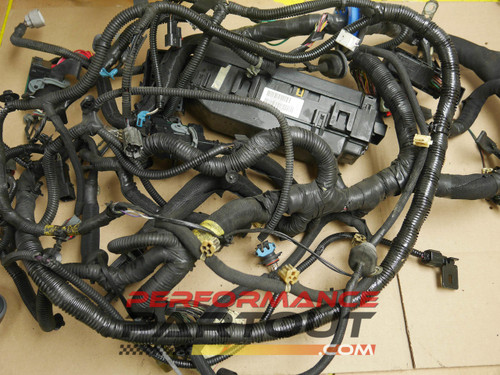 Front end chassis body harness  fuse box  2005 Jeep Grand Cherokee56050195AF