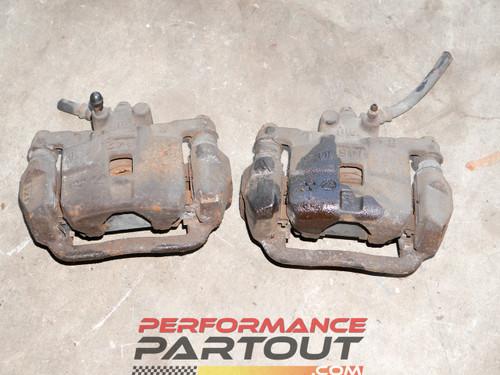 Brake caliper rear set WRX 02-03