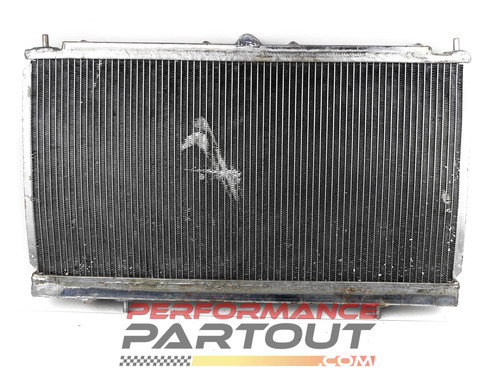 Radiator Aluminum 2G DSM