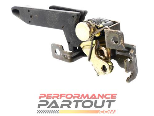 Hatch fuel door release lever 2G DSM black