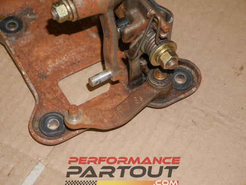 Shifter base assembly for 1990 DSM