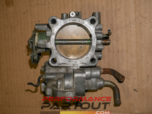 Throttle body 90 dsm Modified