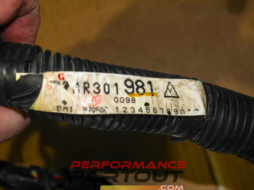 Engine wiring harness 2G B 97-99 Turbo DSM Manual MR301981