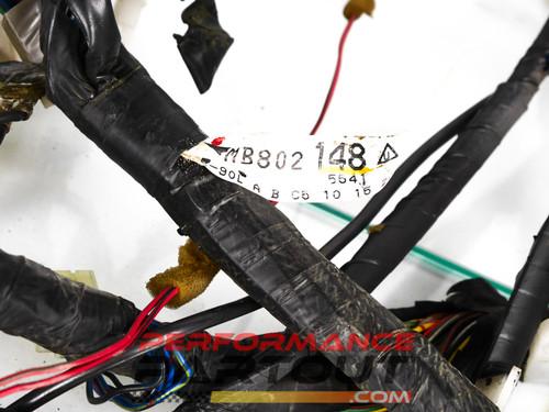 Interior wiring harness - 91 DSM Manual Trans MB802148