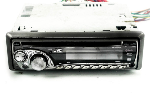 JVC KD-HDR30 mp3 head unit