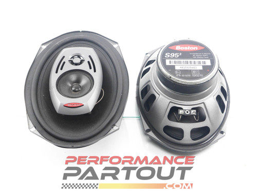 Boston Acoustics S95 6x9 speaker set