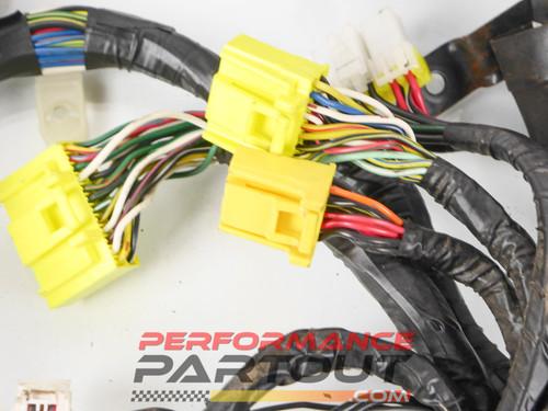 ECU plugs - unmolested!