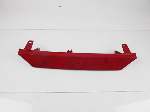 1G DSM Plymouth Laser Grill Red